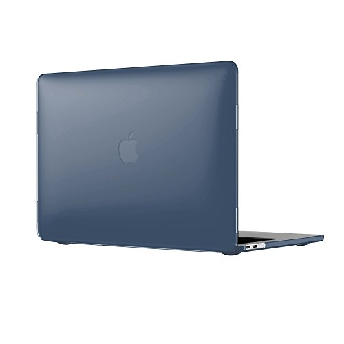 Speck Products 90208-1531 SmartShell Case for MacBook Pro 15' with Touch Bar, Marine Blue