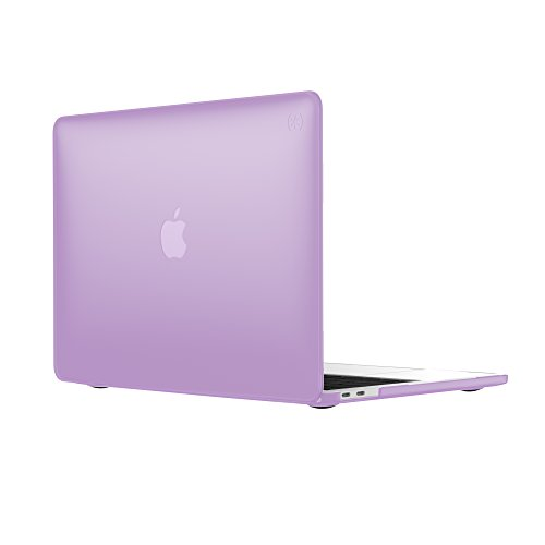 Speck Products 110608-7355 SmartShell Case, MacBook Pro 13' (with and Without Touch Bar), Crystal Purple