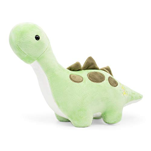 Bellzi Brontasaurus Cute Stuffed Animal Plush Toy - Adorable Soft Dinosaur Toy Plushies and Gifts - Perfect Present for Kids, Babies, Toddlers - Bronti