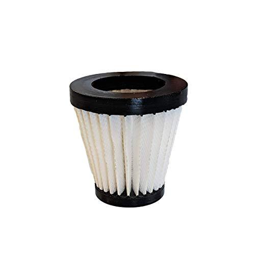 Dirt Devil Scorpion Handheld Vacuum Cleaner Filter, Replacement, Style F117, AD40117, White