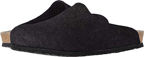 Mephisto Women's YIN Slide Sandal, Graphite, 9 M US