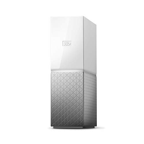 WD 6TB My Cloud Home Personal Cloud, Network Attached Storage - NAS - WDBVXC0060HWT-NESN