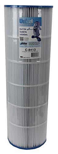 Unicel C-8413 Pool Spa Replacement Cartridge Filter 125 Sq Ft Sta-Rite PXC-125