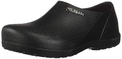 VANGELO Professional Slip Resistant Clog Men Work Shoe Nurse Shoe Chef Shoe Carlisle Black Men Size 16