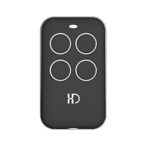 XINDA 2020 Universal Garage Door Opener Remote with Intellicode Security Technology,Control Up to 4 Gate and Garage Door Remote–Compatible with Genie Garage Door Openers