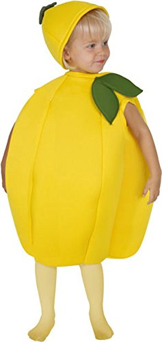 Toddler Lemon Costume Size: Toddler 2T