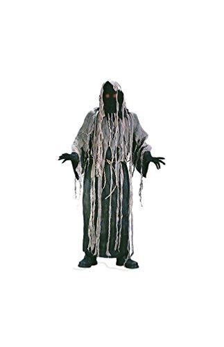 Fun World Mens Light-Up Gauze Zombie Adult Costume - Standard