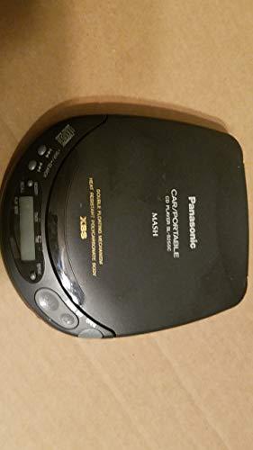 Panasonic Car/Portable CD Player