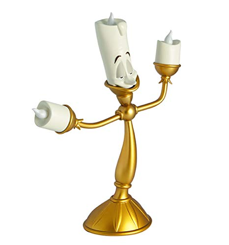 Abysse Corp Disney Beauty and The Beast Lumiere Lamp