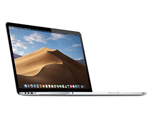 Apple MacBook Pro MGXC2LL/A 15.4-inch Retina Display, Intel Core i7 2.5GHz, 16GB RAM, 1TB Hard Drive, Silver (Renewed)