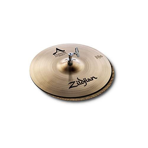 Zildjian 14' A Custom Mastersound HiHats - Pair