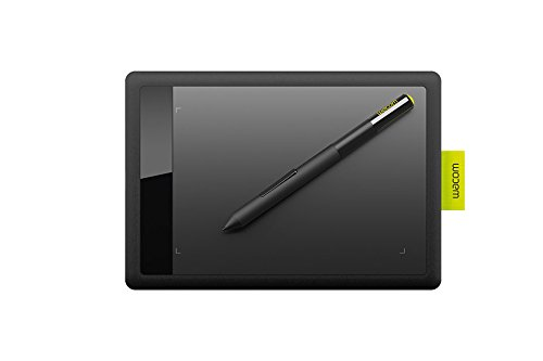 Wacom Bamboo CTL471 Pen Tablet for PC/MAC (Black and Lime)