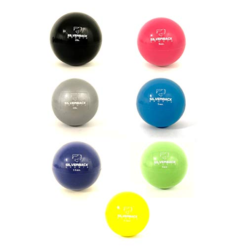Total Arm Care Ballistic Throwing PlyoCare Balls | Weighted Balls for Exercise | Baseball Pitching and Velocity Training