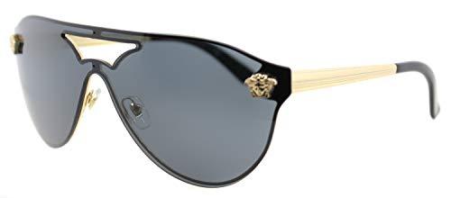 Versace Women's VE2161 Gold/Grey
