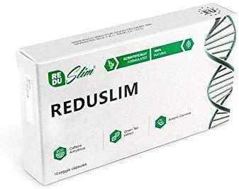 Russian Reduslim 100% Weight Loss Pills That Work Fast & Fat Burn Formula Natural Original (20 Capsule)