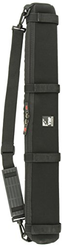 VDP Universal Products 5078115 Neoprene Black Can Tube Cooler and Storage Pouch (Six (6), Velcro Straps and Shoulder Strap)