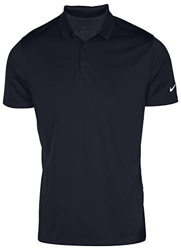 Nike Victory Men's Golf Polo Shirt Black AO2195 010 (XL)