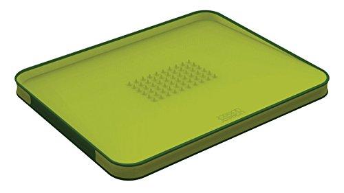 Joseph Joseph Cut & Carve Multi-Function Cutting Board, Large, Green