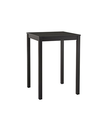 Nantucket Distressed Black Pub Table by Home Styles