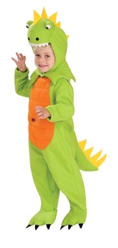 Rubies Talking Plush Dinosaur Child Costume, Small
