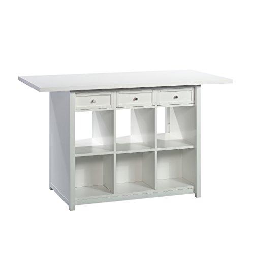 Sauder Craft Pro Series Work Table, White finish