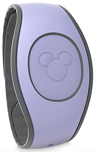 Disney Parks MagicBand 2.0 - Link It Later Magic Band - Lavender Light Purple