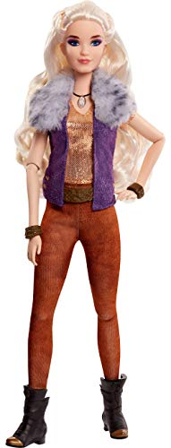 """Zombies Disney's 2, Addison Wells Werewolf Singing Doll (11.5-inch), Sings Hit Song """"Call to The Wild,"""" 11 Bendable """"Joints,"""" Great Gift for Ages 5+"""