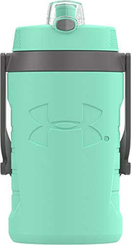 Under Armour Sideline 64 Ounce Water Jug, Crystal