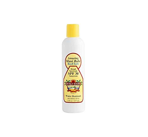 Maui Babe SPF 30 Sun Protectant Lotion UVA/UVB 8 oz