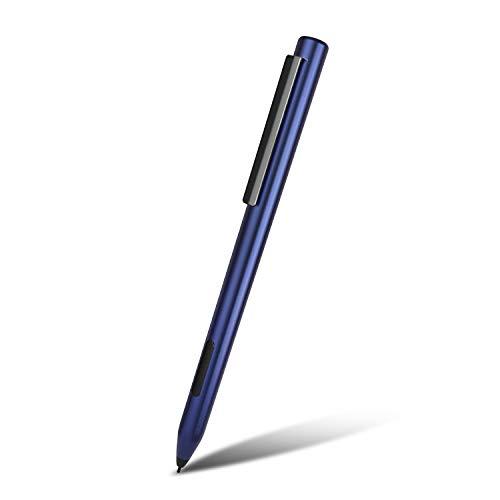 Stylus Pen for Microsoft Surface, SkyMirror Magnetic Digital Pen Compatible with Surface Pro X/7/6/5/4/3, Surface Book 3/2/1, Surface Go, Surface Laptop with 1024 Pressure Sensitivity (Blue)