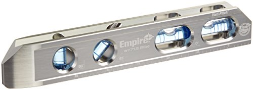 Empire EM71.8 Professional True Blue Magnetic Box Level, 8'