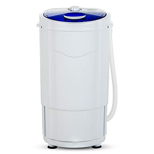 KUPPET Portable Spin Dryer 1500 RPM 110V/8.8lbs(Can only be dried, not washed)