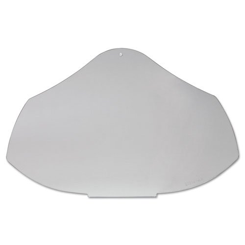 Uvex by Honeywell Bionic Clear Uncoated Polycarbonate Replacement Faceshield