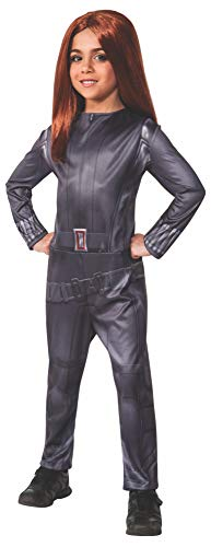 Rubies Captain America: The Winter Soldier Black Widow Costume, Child Large