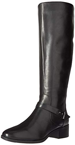 Bandolino Bloema Boot Black Leather 5.5