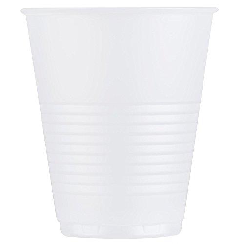 Dart Y7 Conex Galaxy Polystyrene Plastic Cold Cups 7 oz 100 Sleeve 25 Sleeves/Carton