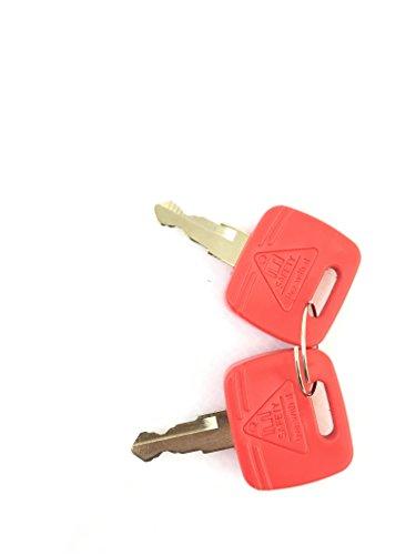 John Deere Original Equipment Key #RE183935