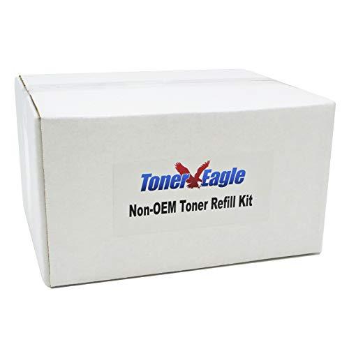 Toner Eagle Toner Refill Kit Compatible with Brother MFC-9010 MFC-9120 MFC-9125 MFC-9320 MFC-9325 TN-210BK TN-210C TN-210M TN-210Y [4-Color Set]