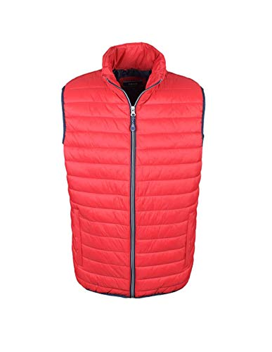 IZOD- Advantage Performance Mid Weight Puffer Vest Real Red Extra Large