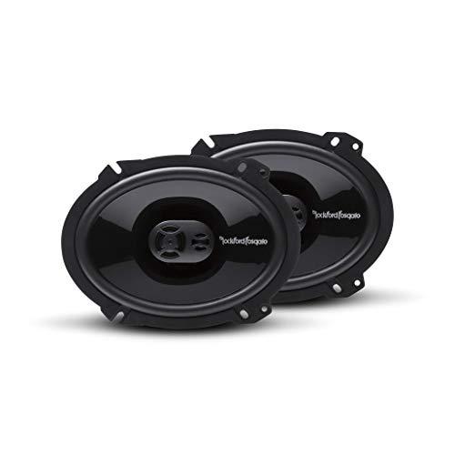 Rockford Fosgate P1683 Punch 6'x8' 3-Way Full Range Speaker (Pair)