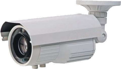 Sony Exview CCD 1/3' 700 Tvl, Sony Effio-E Dsp, Manuel Zoom 6-60mm Auto Iris, License Plate Capture up to 35 Mph, Latest Technology- View up to 300 Ft