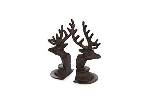 Decorative Deer Stag Bookends