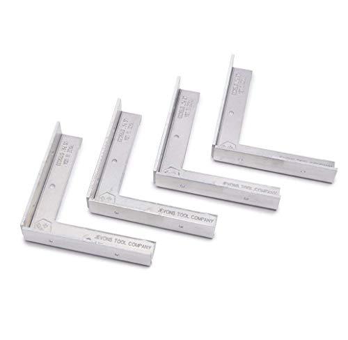 Jevons 3D Positioning Squares (4-Pack)
