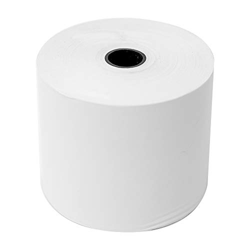 NPOS Solutions Thermal Paper 2 1/4' x 200' (50 Rolls per Case) BPA Free Credit Card Terminal Rolls