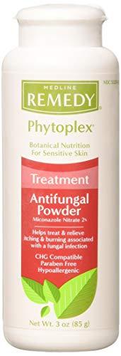 Medline Phytoplex Antifungal Powder - Four - 3 oz. Bottles