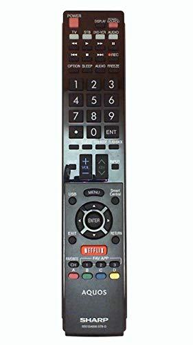 Original SHARP Aquos 600154000-579-G Remote Control