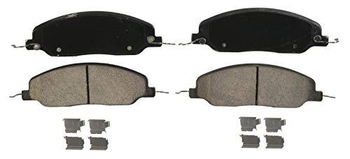 Wagner QuickStop ZD1081 Ceramic Disc Brake Pad Set
