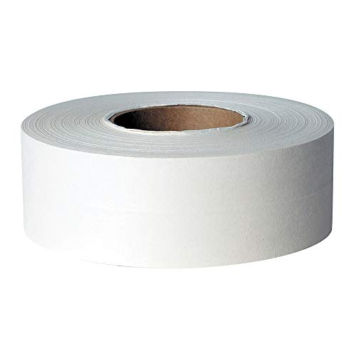 IPG Paper Drywall Joint Tape, Seams Real Easy, 2.06' x 250 ft, (Single Roll),2052,White