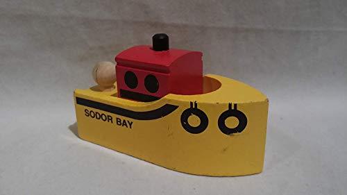 Thomas wooden Sodor Bay Tug Boat