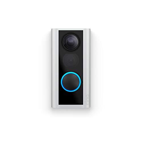 Ring Peephole Cam - Smart video doorbell, HD video, 2-way talk, easy installation